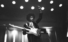 Black History Month: Hendrix inspires guitarists today