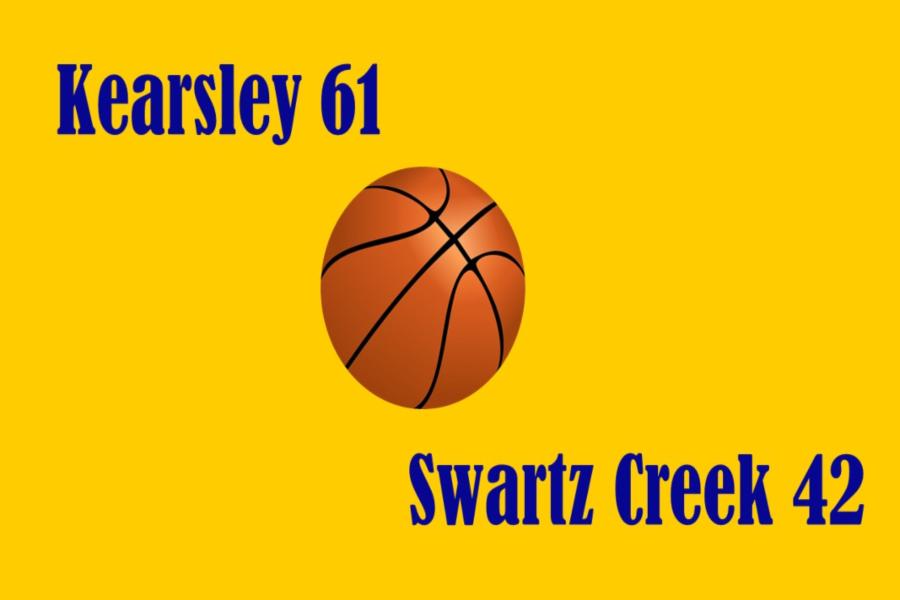 Girls basketball defeated Swartz Creek 61-42 Friday, Feb. 7.