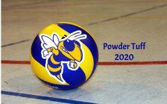 Classes compete for powder tuff championship