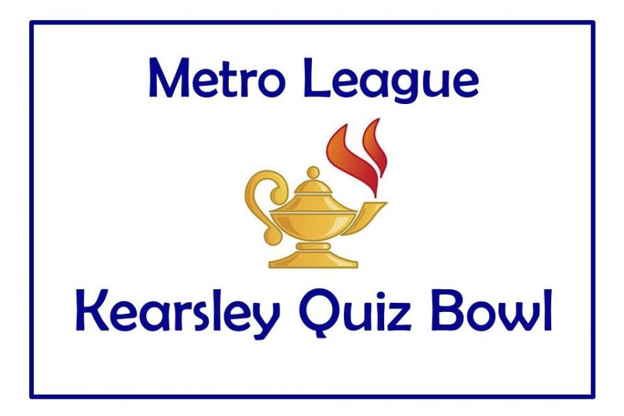 The quiz bowl team remained undefeated at a Metro League meet Wednesday, Feb. 5.