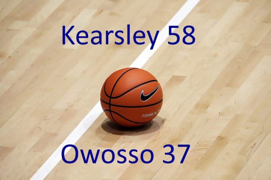 Girls basketball won 58-37 against Owosso Tuesday, Feb. 7.