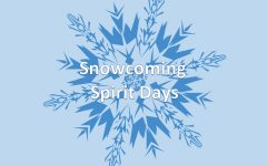 Snowcoming spirit days excite students