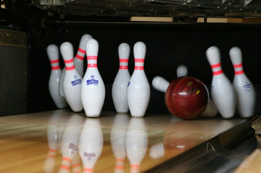 Girls bowling won its 11th Metro League title in a row with a victory over Flushing Wednesday, Feb. 19.