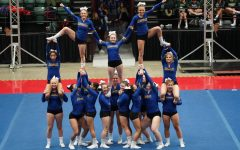 Competitive cheer takes 11th in Grand Rapids