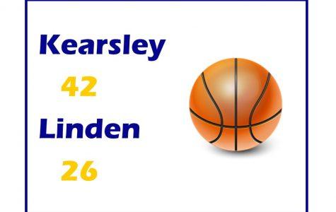 Girls basketball beat Linden 42-26 Friday, Feb. 28.