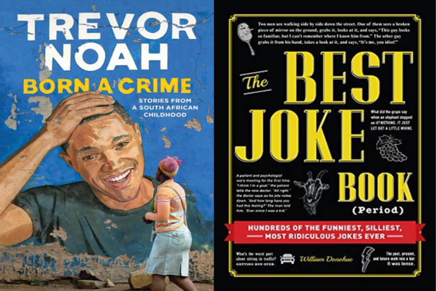 March is Reading Month: Comedies bring laughs