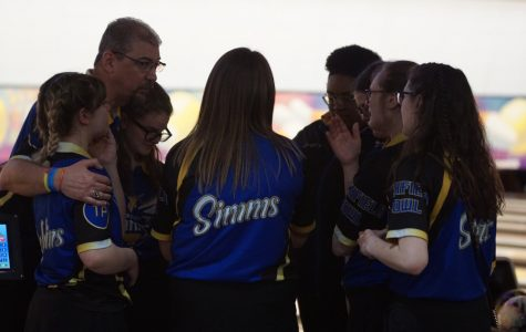 Girls Bowling placed third in the MSHAA Division 2 team state finals Friday, March 6.
