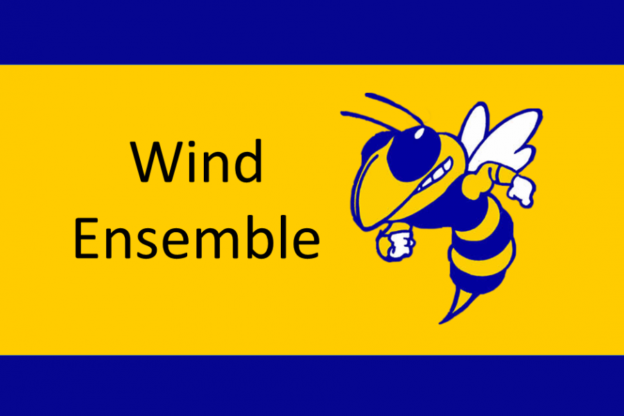 Wind Ensemble earned a one at its festival Friday, March 6.