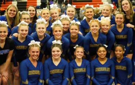 Competitive cheer season comes to an end