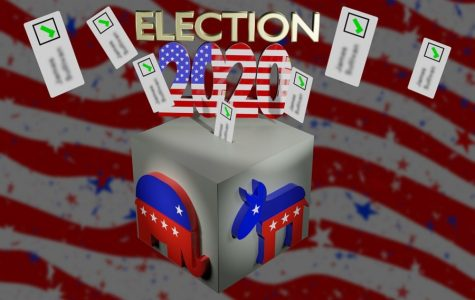 Students can register to vote in primaries