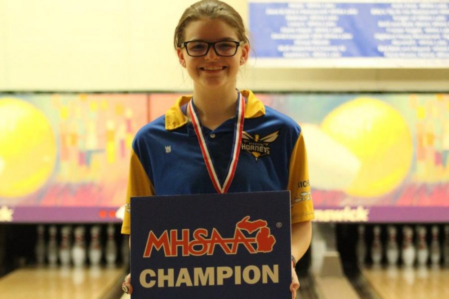 Timm wins, bowlers compete at state championship