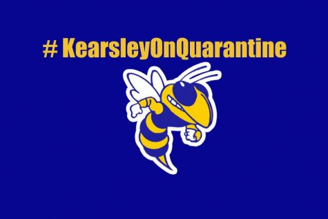 Submit your quarantine photos to The Eclipse through #KearsleyOnQuarantine or by sending them to matkinson@kearsleyeclipse.com.