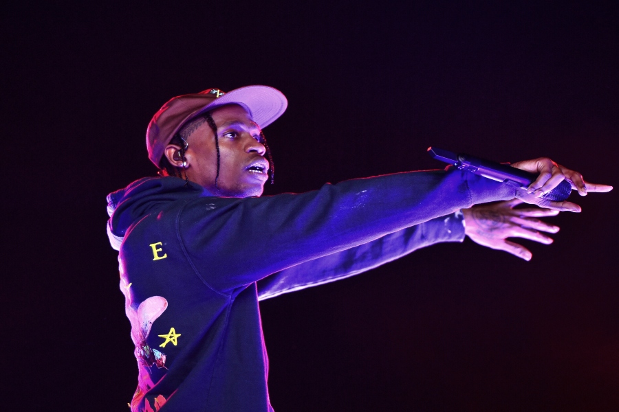"Travis Scott's ""Fortnite"" performance amazes"