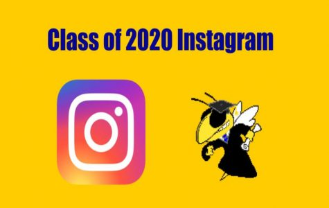 Seniors Skyelar Herriman and Kamryn Palka created an Instagram account to honor the Class of 2020.