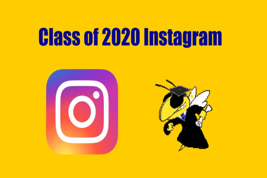 Seniors+Skyelar+Herriman+and+Kamryn+Palka+created+an+Instagram+account+to+honor+the+Class+of+2020.