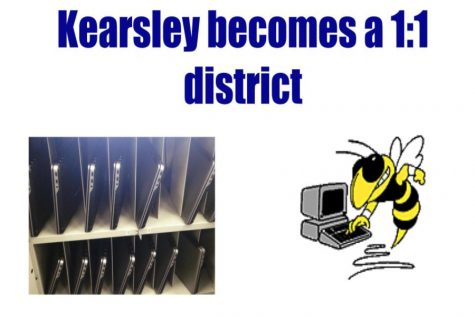 Beginning in fall 2020, all Kearsley students will be issued an electronic device.