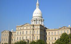 Lansing, Michigan capitol building.