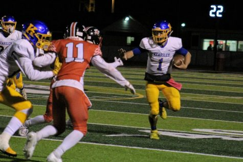 Kearsley flies past Linden, wins first District Championship