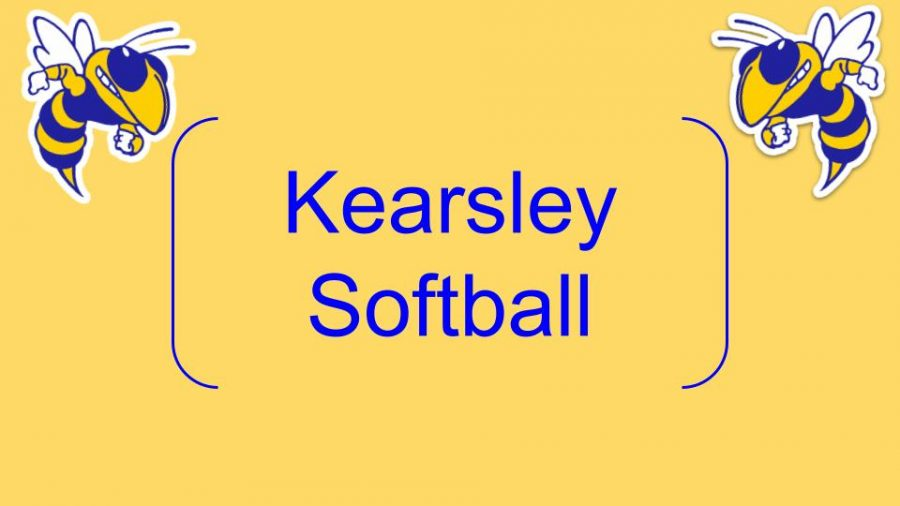 Varsity+Softball+fell+in+both+games+to+Holly+on+Monday%2C+April+6+and+had+weather+interference+against+Corunna%2C+Thursday%2C+April+8.