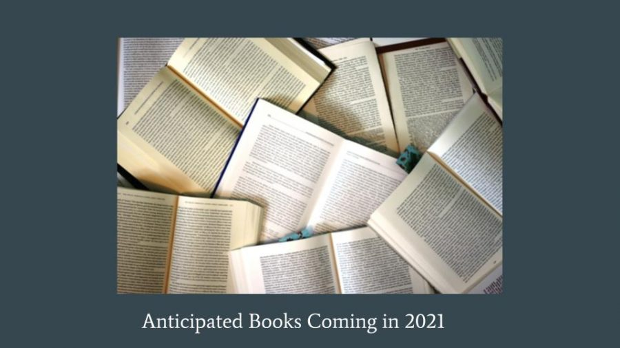 There are many new titles coming out in 2021, many don't have release dates yet.
