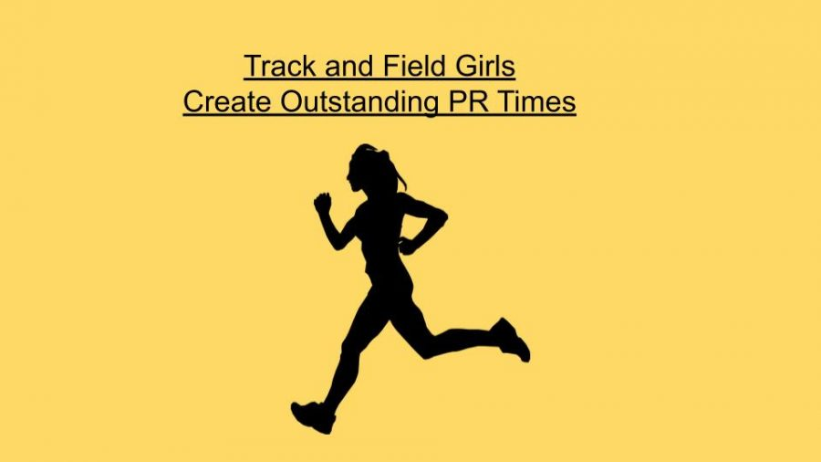Track and Field girls preformed very well at their home meet on Tuesday, April 20th.