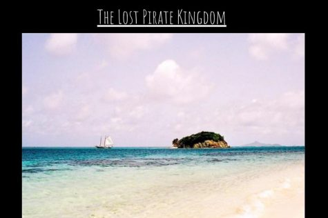 Pirates lived and traveled all throughout the Caribbean.