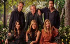 Friends: The Reunion embraces nostalgia.