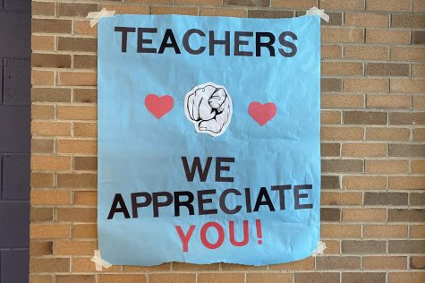 Mrs. Kari Shaw, English teacher, Mr. Christopher Torok, Trigonometry and Pre-Caluclus teacher, Mrs. Renee Kotizan, choir teacher, and Mrs. Lisa Diener, special education teacher, will retire at the end of the 2020-2021 school year.