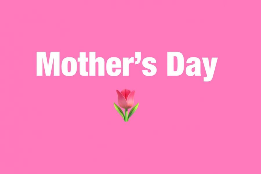 Mother's Day is Sunday May 9th