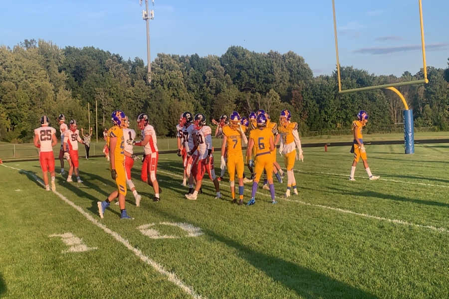The Hornets suffer a loss from Linden