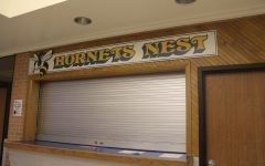 The student run 'Hornets Nest' is back up and running for the 2021-2022 school year.