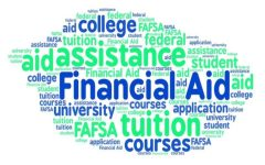 Filing the FAFSA is a necessary part of the college application process