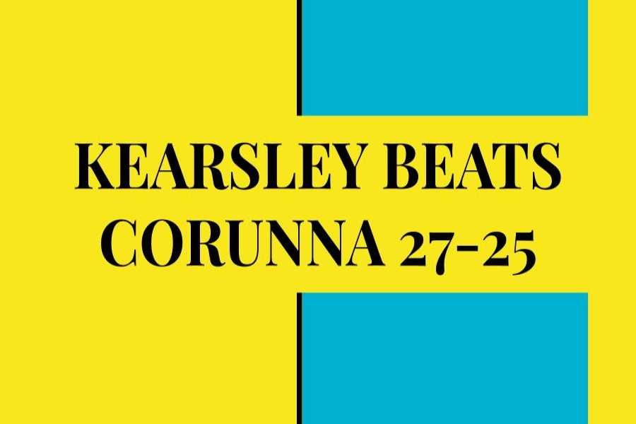Kearsley outlast Corunna 27-25